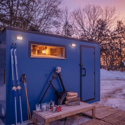 Complete Sauna Solutions