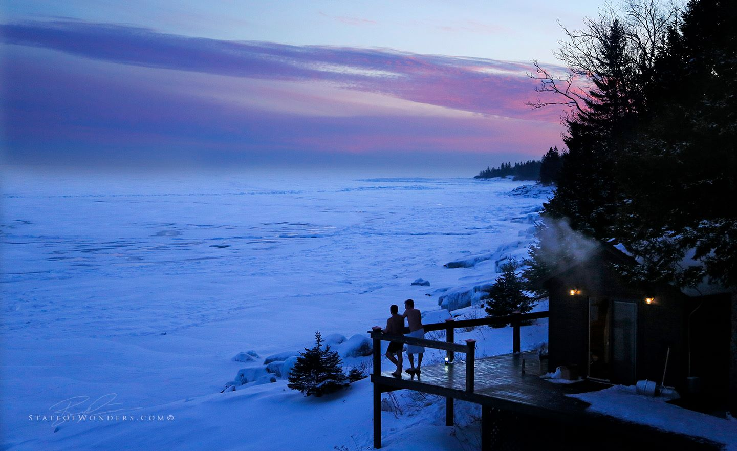 Lake Superior, South of Two Harbors. Photo: Brian Peterson