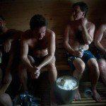 drinking-beer-in-sauna
