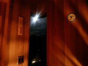 Sauna is just a good overall rut buster.