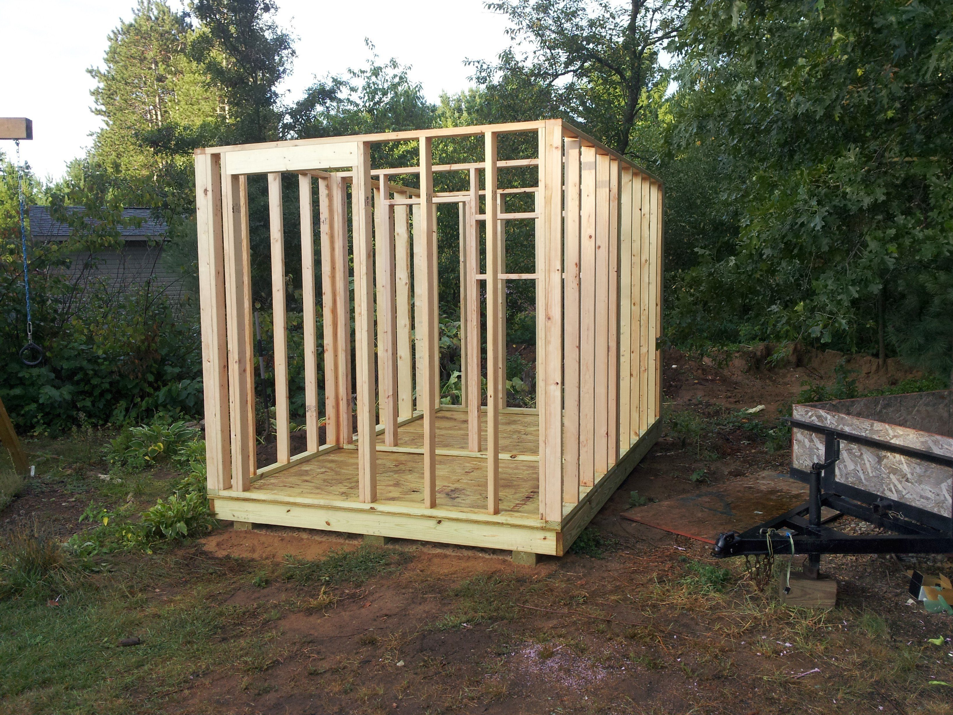 Sauna Build In Central Wisconsin Comes Off Without A Hitch