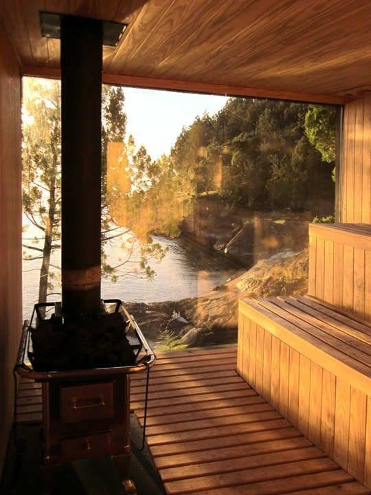 Sauna In The Home 17 Outstanding Ideas That Everyone Need: 39 Most Beautiful Saunas In The World (photos)