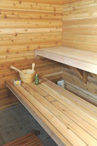 The definitive word on cedar for our saunas
