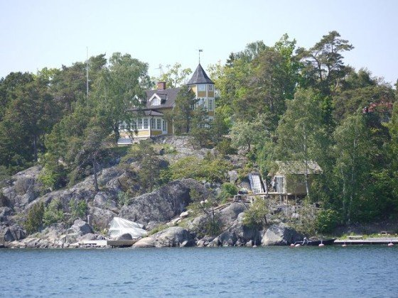 Sailing blog | S/Y Dolphin Dance | a Finnish Hallberg-Rassy 29 sailing in the Northern Europe: The beautiful Stockholm archipelago