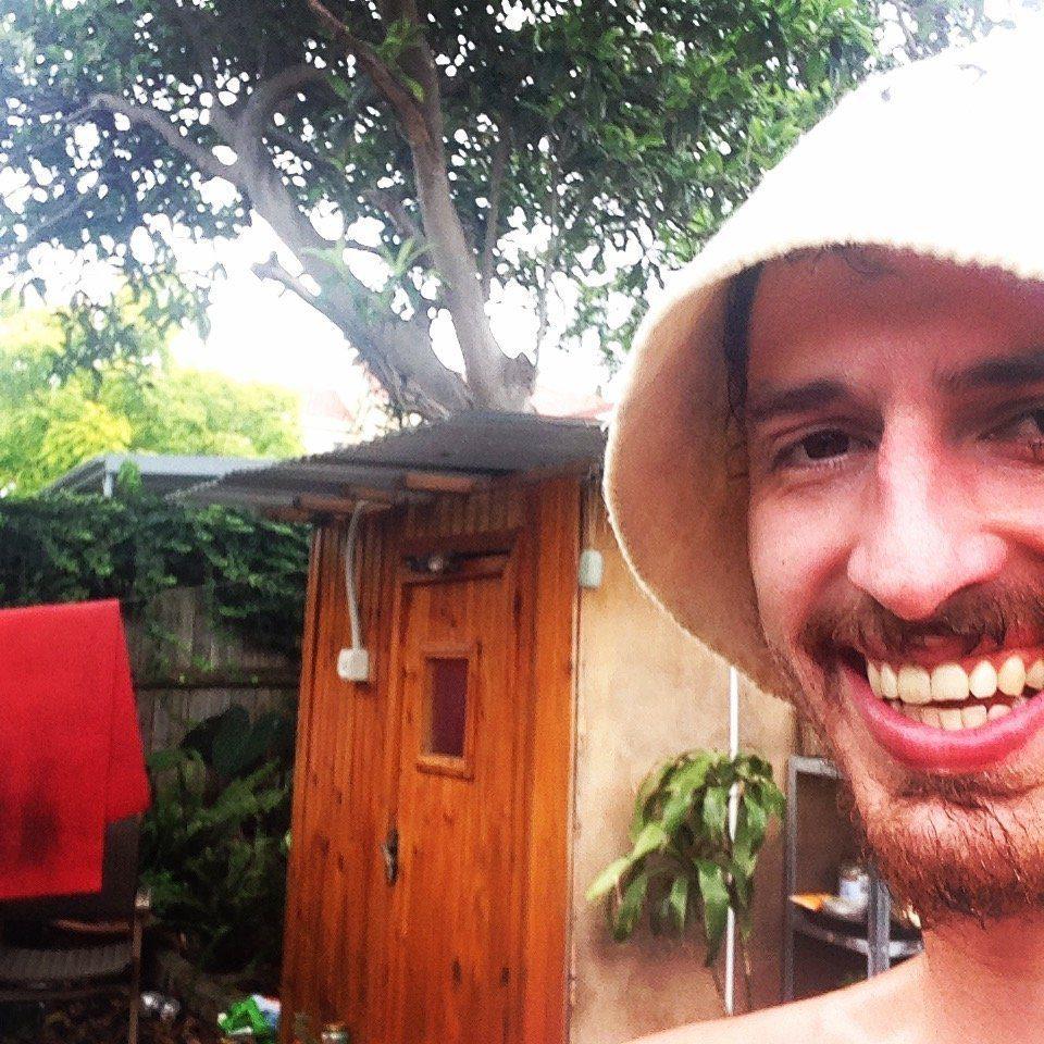 3. Home sauna #saunatarian