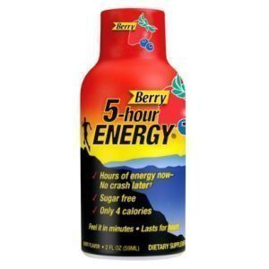 What's the difference between a 5 Hour Energy Drink and a 3 Hour Sauna Session?