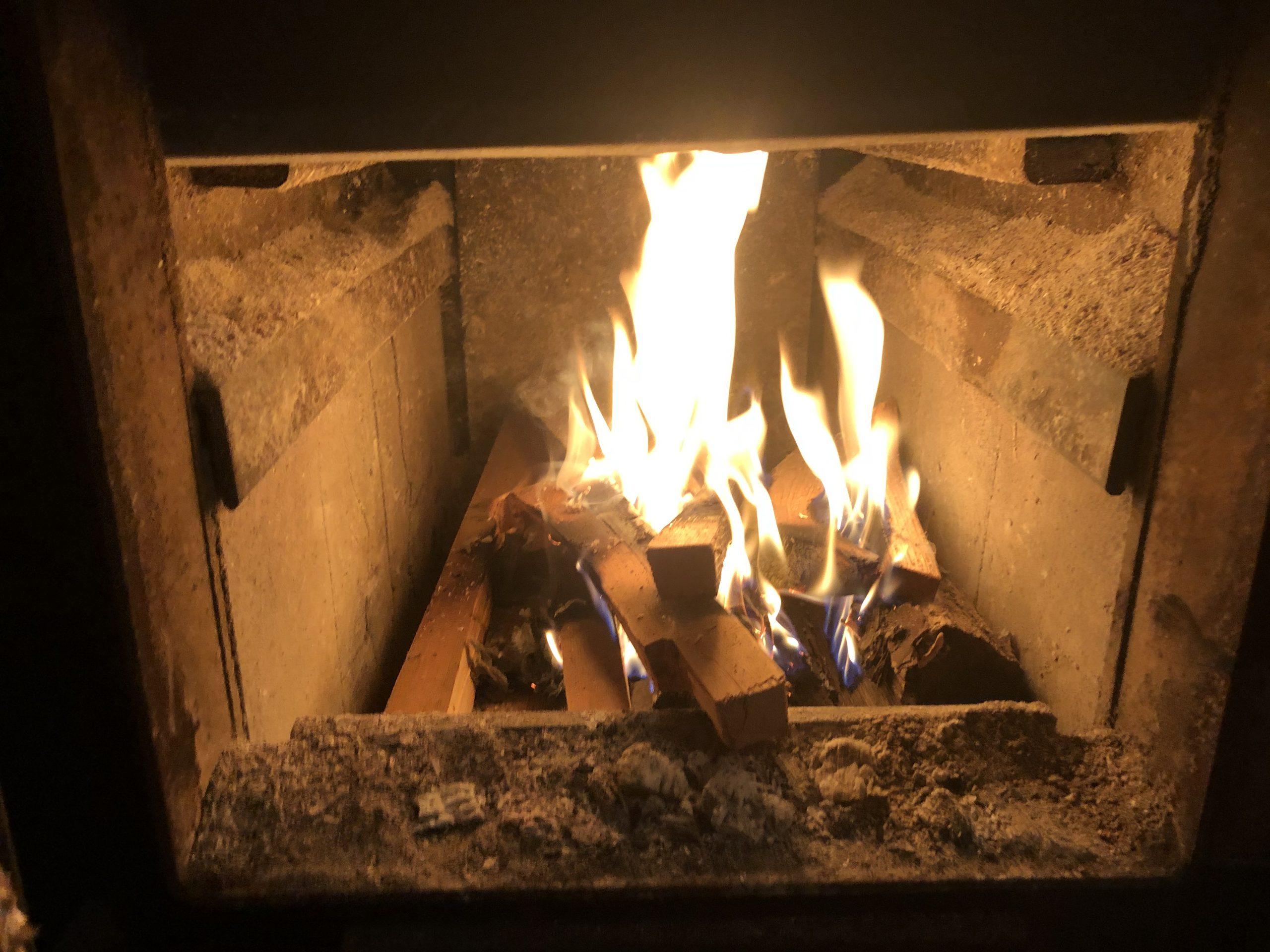 sauna wood fired stove
