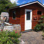8x12 authentic backyard sauna.