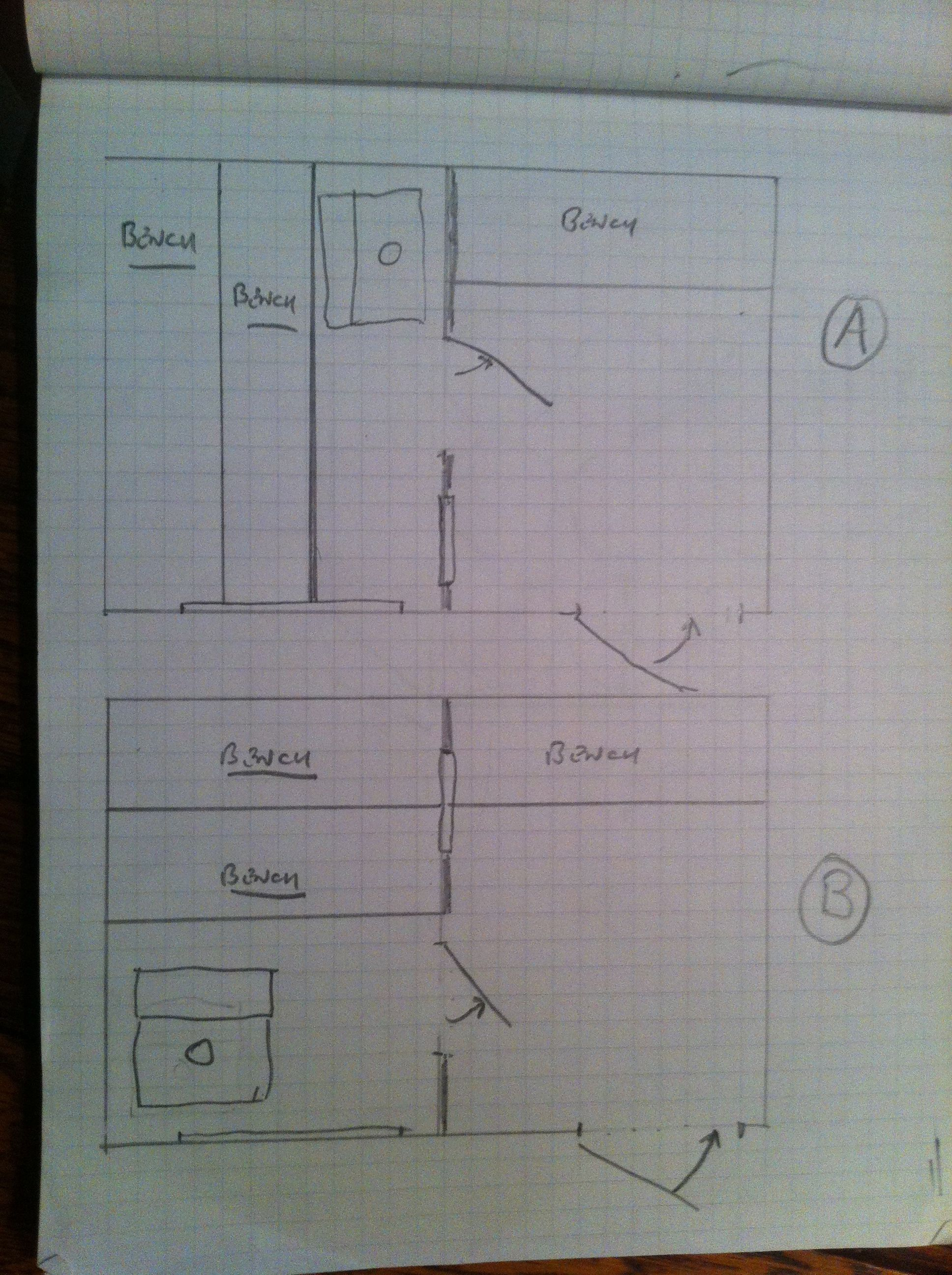 Build your own sauna saunatimes for Sauna floor plans
