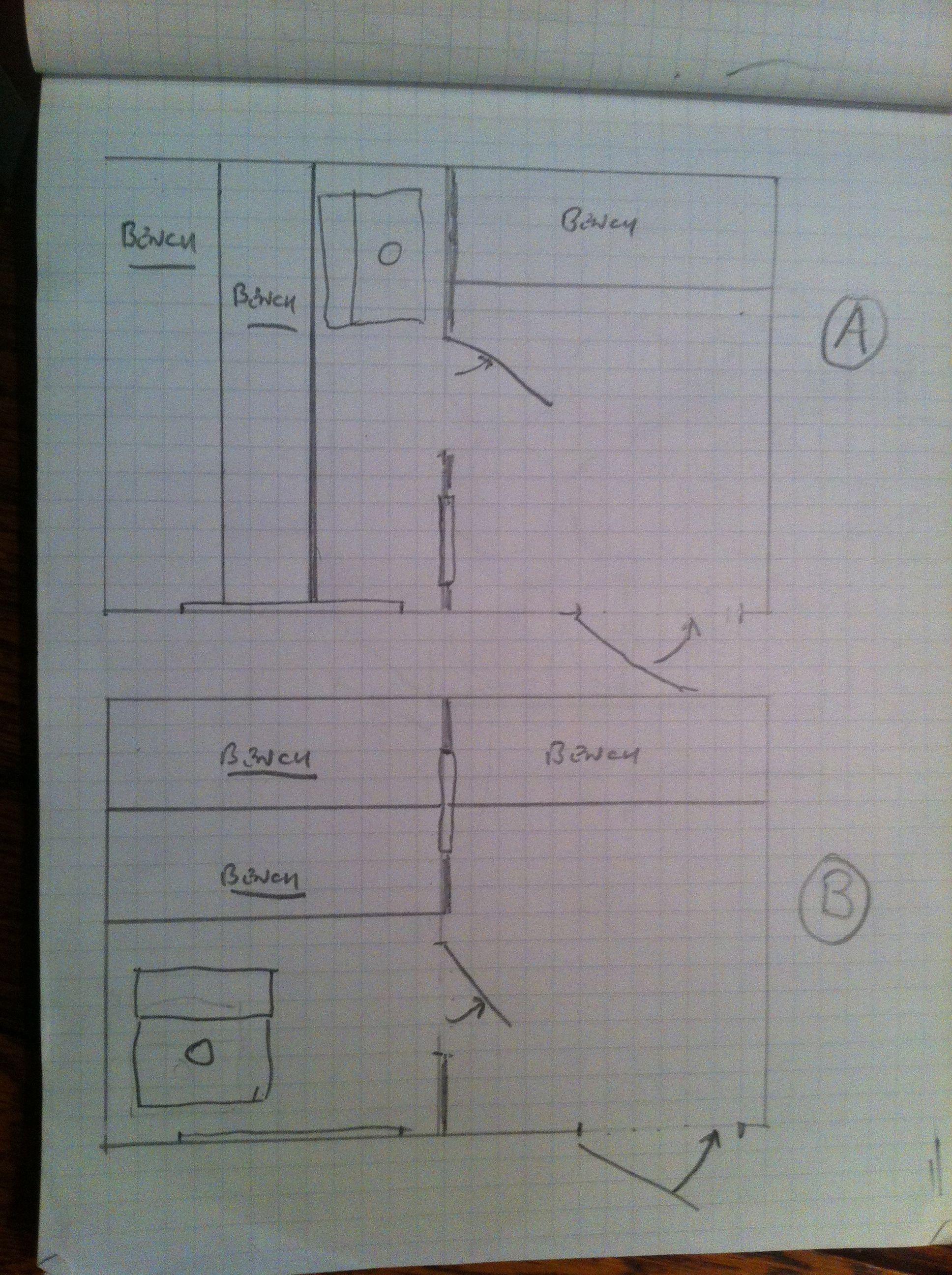8x12 sauna plans