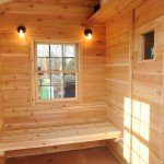 Does the sauna changing room need a new name?