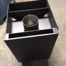 Kuuma Sauna Stove Heat Shield