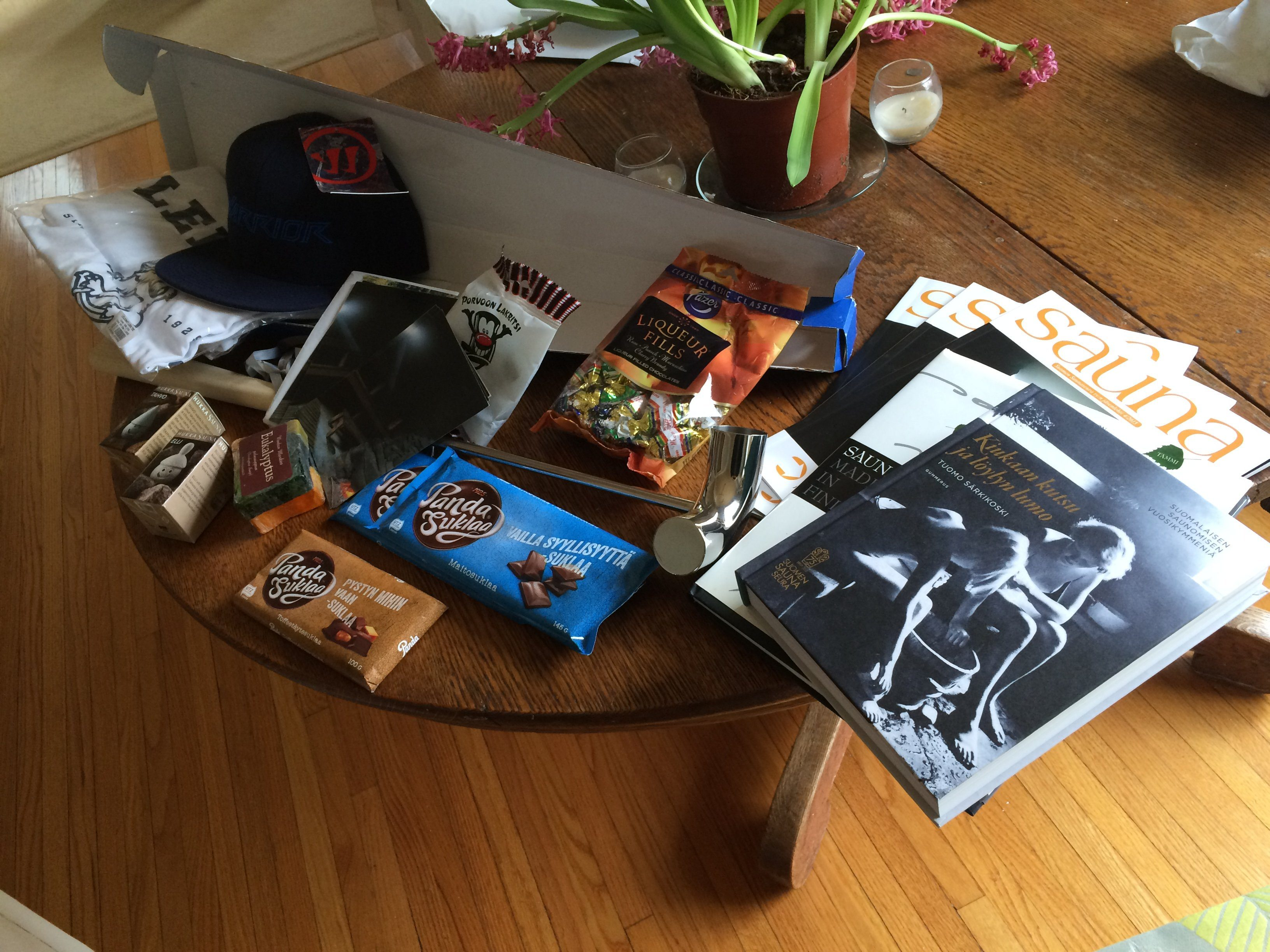 Finnish Sauna Society gifts for saunatimes