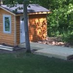 Big homes, big cars, big cheeseburgers, but we don't have to build big saunas