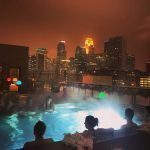 """Downtown Minneapolis Hewing Hotel, with Aufguss sessions and wellness therapy, is quickly becoming a """"Euro style"""" sauna party headquarters"""