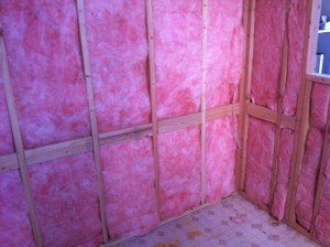 Figuring out how much paneling you will need for your sauna hot room