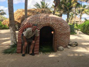Sauna and Temazcal: two wildly different centuries old traditions
