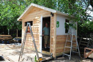 Looking to build your own sauna on the cheap?  Saunatimes founder goes on a rampage