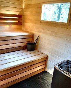 Is Sauna the best way to metabolize stress?