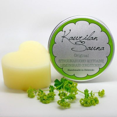 LEMONGRASS CONDITIONER in METAL Box