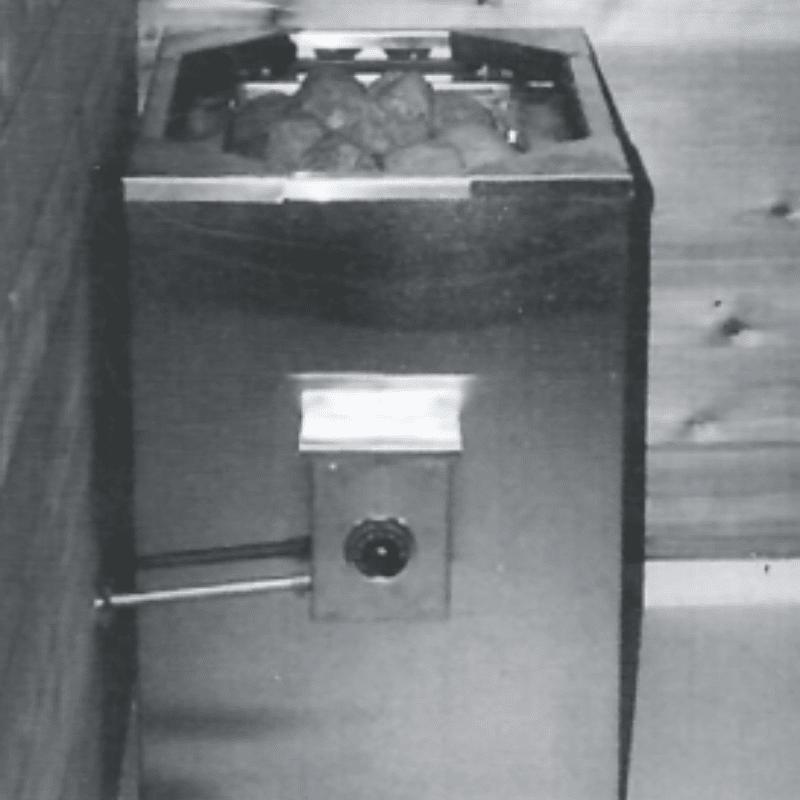 Kuuma Electric Sauna Stove
