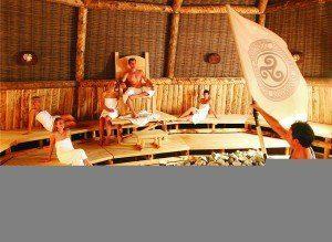 World's Largest Sauna