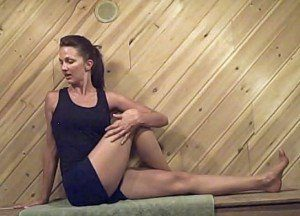 Sauna-Yoga: Much more than just VERY hot yoga.
