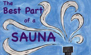 Finally! A Children's Book About Saunas