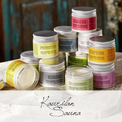 Kaurilan Sauna Products