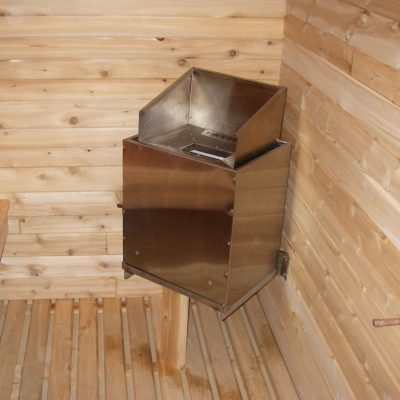 Wall Mounted Kuuma Electric Sauna Stove
