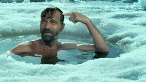 The Wim Hof method:  something to think about during the sauna cool down and for better health