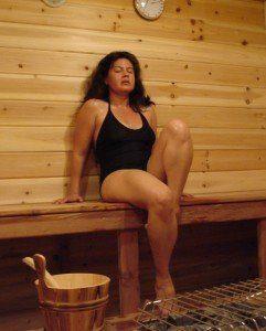 Sauna Meditation