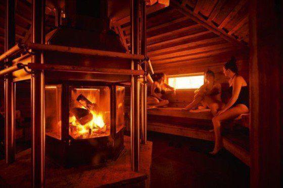 Nordic Spa, Ottawa, Ontario. DJ nights and sauna meister!!