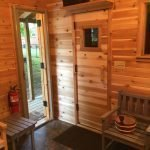 Shed Majal in Northeast Ohio: A long sauna build journey that has been totally worth it