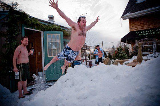 Sauna party hot pics 42