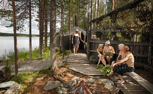 Forest Seita Spa
