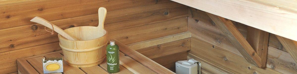 Making decent sauna benches require clear cedar stock.  2