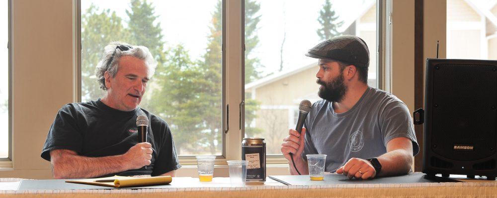 Sauna Talk with Ursa Minor and Glenn