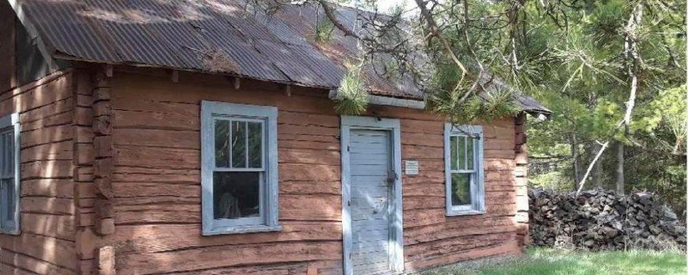 Embarrass Minnesota 100 year old sauna