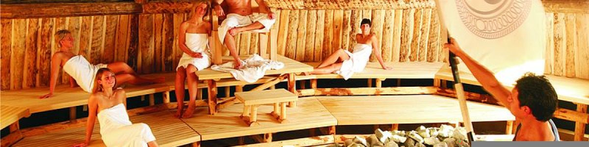 Largest Sauna
