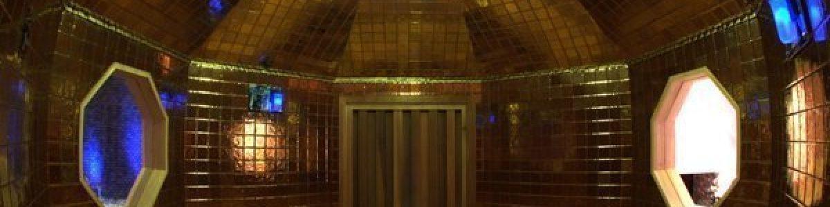 spa castle sauna