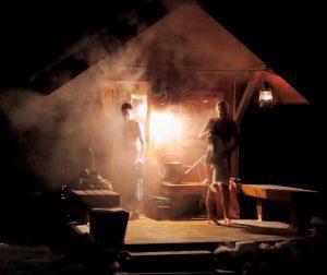 Sauna is more than a hot room
