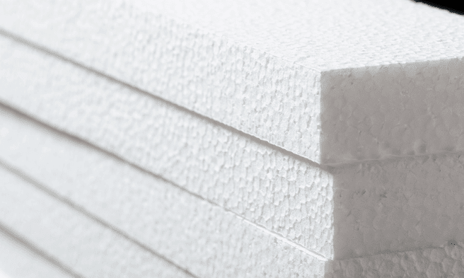 Expanded Polystyrene - EPS - Thermal Insulation