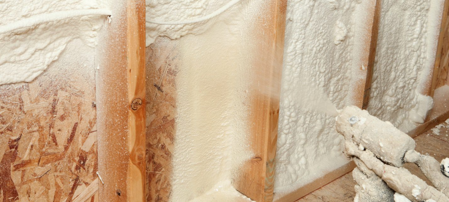 Facts About Spray Foam Insulation | Ecotelligent Homes