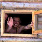 Sauna isn't for everyone