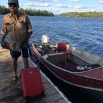 """Sauna Talk: Jeff Hill """"gets his name in the game"""" in Northern Minnesota"""
