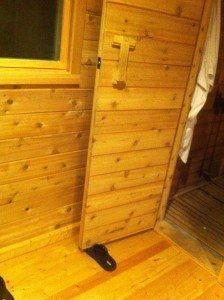 Sauna is our time.