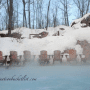 Welcome to Saunaland, Le Nordic Spa, Ottawa, Canada
