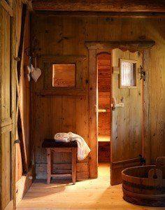 The $100,000 sauna