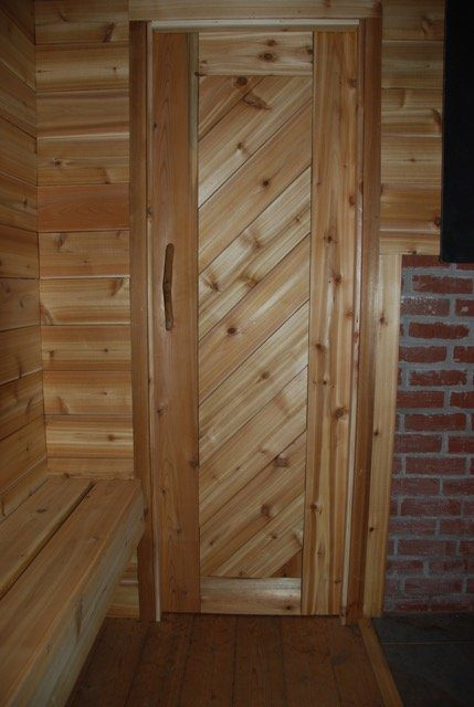 A Diy Sauna Build In Prince Edward Island Pays Tribute To